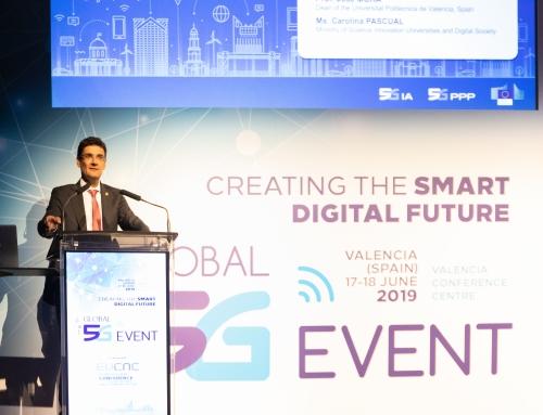 La UPV convierte a Valencia en la capital mundial del ámbito al acoger tanto el Global 5G Event como el congreso EuCNC2019