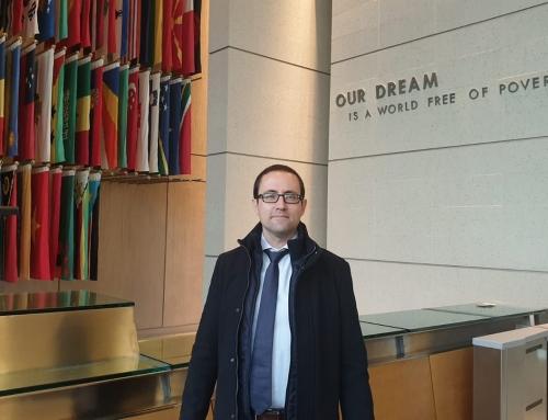 Jose Francisco Monserrat, seleccionado por el Banco Mundial como experto de 5G